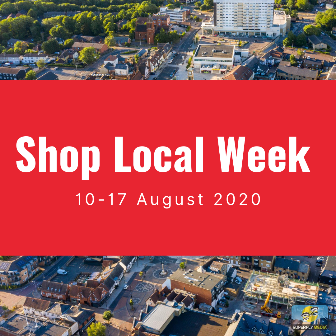 It's National Shop Local Week! 10th - 17th August